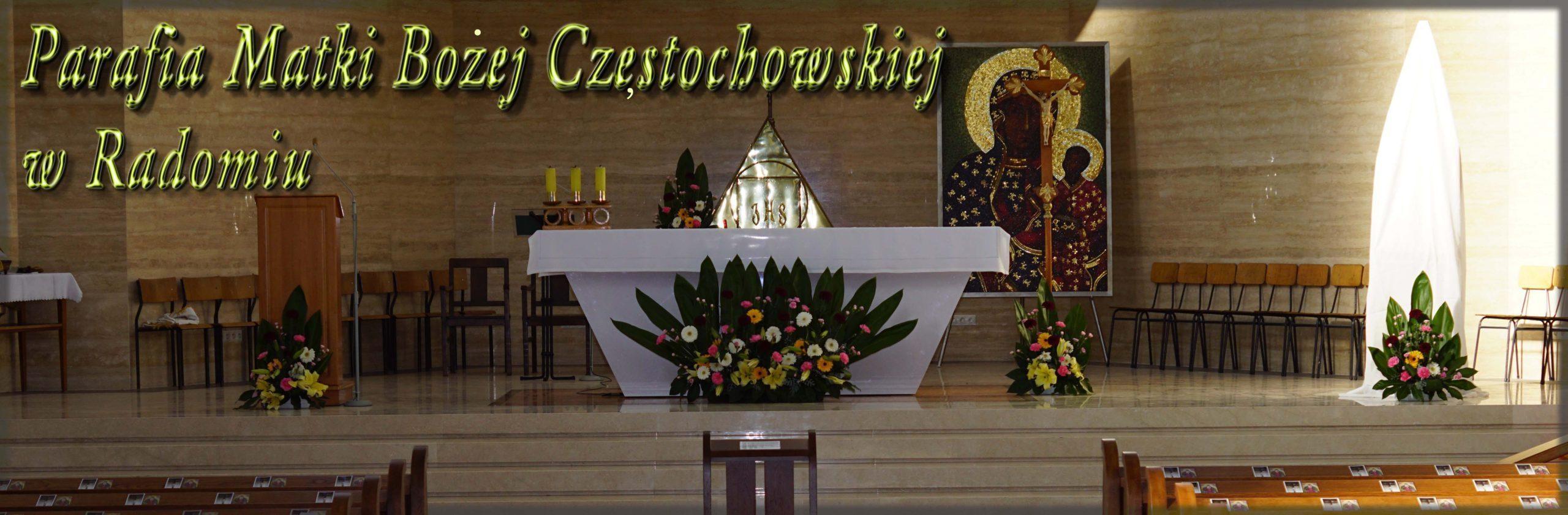 Parafia Matki Bożej Częstochowskiej
